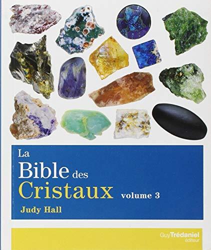 9782813206381: La bible des cristaux : Volume 3