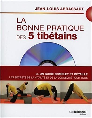 9782813206626: La bonne pratique des 5 tib�tains : Les secrets de la vitalit� et de la long�vit� pour tous (1DVD)