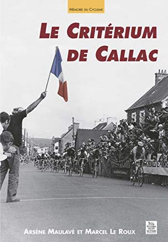 9782813801487: Le Criterium de Callac