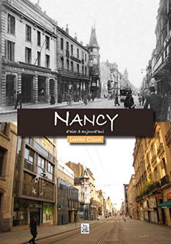 9782813804709: Nancy d'Hier a Aujourd'Hui