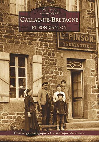 9782813805331: Callac-de-Bretagne et son canton