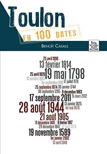 9782813806062: Toulon en 100 dates