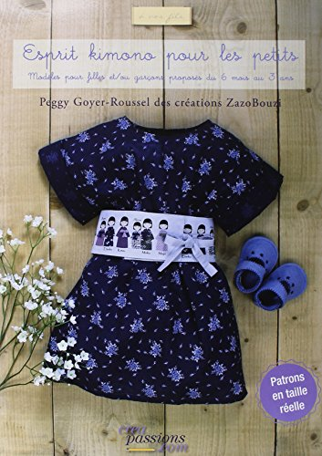 9782814101432: Esprit kimono pour les petits
