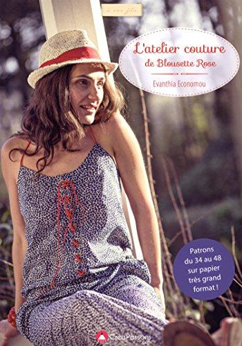 9782814102552: Atelier couture de blousette rose (A vos fils)
