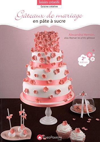 9782814103290: Gâteaux de mariage en pâte à sucre