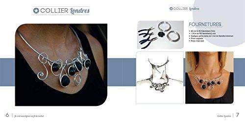 9782814103610: Bijoux en fil de métal