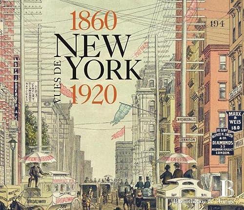 9782814400375: Vues de New York (1860-1920)