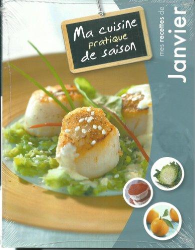 9782815202503: MA CUISINE PRATIQUE DE SAISON - JANVIER