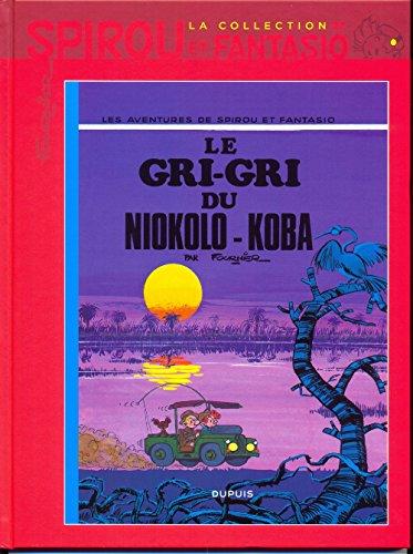 9782815206303: Spirou et Fantasio - La collection 27. Le Gri-Gri du Niokolo-Koba
