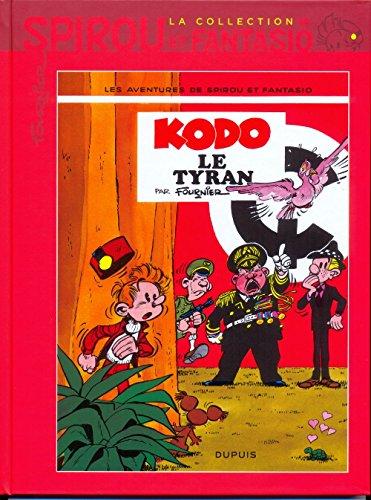 9782815206334: Spirou et Fantasio - La collection 30. Kodo le tyran