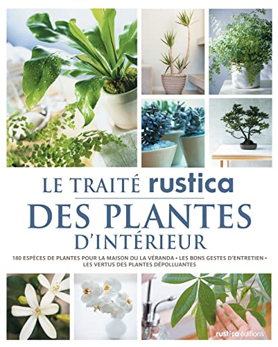 9782815303019: Le traité Rustica des plantes d'intérieur