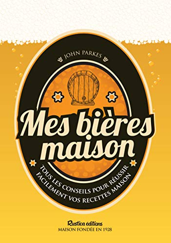 9782815307000: Mes Bieres Maison