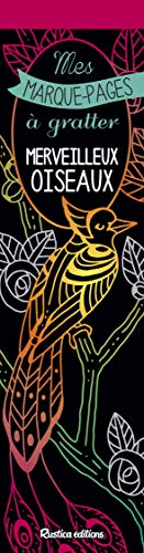 9782815313773: Merveilleux oiseaux : Avec un grattoir
