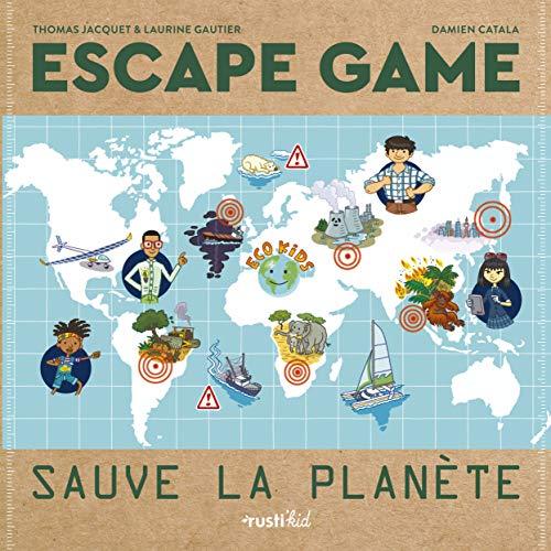 9782815315555: Escape game : sauve la planète