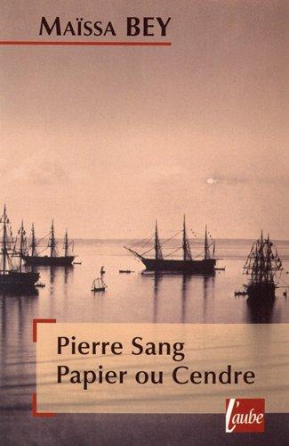 9782815901086: Pierre Sang Papier Ou Cendre