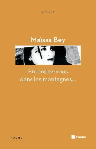 9782815902687: Entendez-vous dans les montagnes... (French Edition)