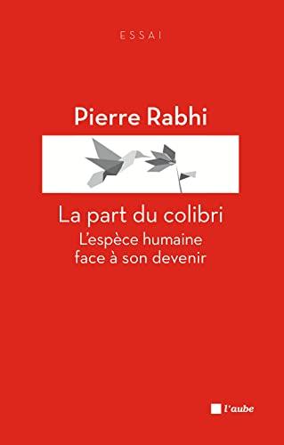 9782815903455: La part du colibri (French Edition)