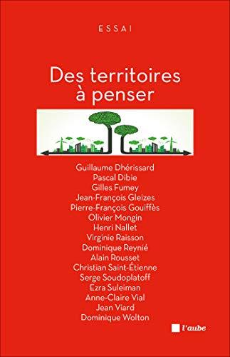 Des territoires à penser: Jean-François Gleizes; Collectif