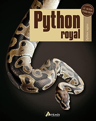 PYTHON ROYAL: SUTHERLAND COLETTE