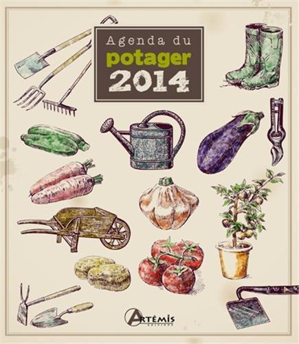 9782816004724: Agenda 2014 du potager