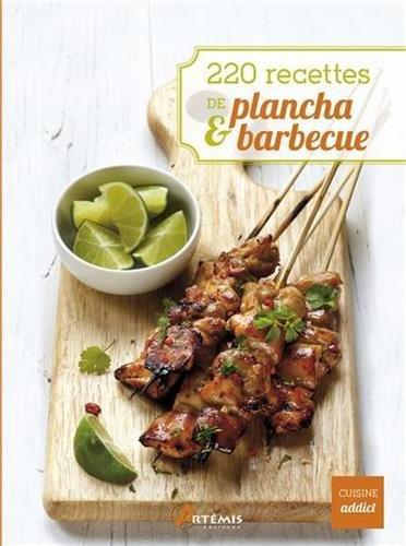 9782816006858: 220 recettes de plancha barbecue