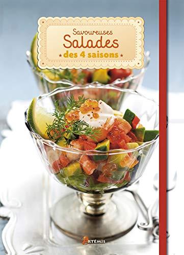 9782816006957: Savoureuses salades des 4 saisons