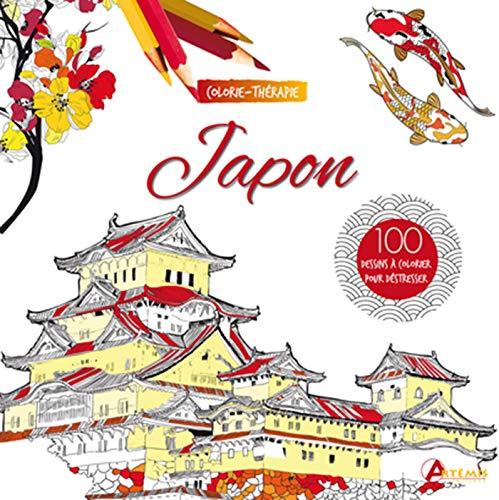 JAPON COLORIE THERAPIE: SARDA CAMILLE