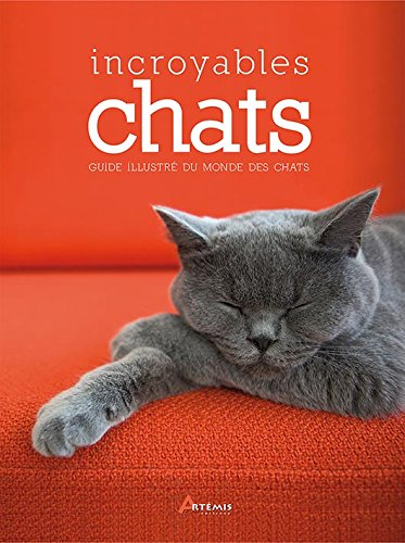 9782816008388: INCROYABLES CHATS