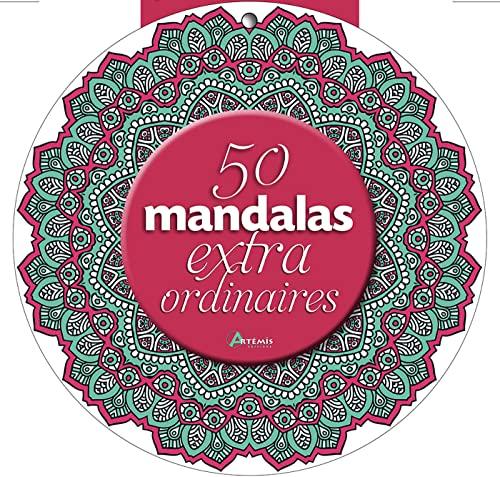9782816008500: 50 MANDALAS EXTRA ORDINAIRES