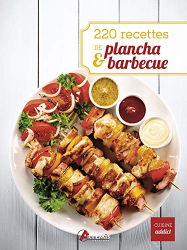 9782816009378: 220 recettes de plancha & barbecue