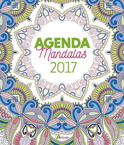 9782816010121: Agenda mandalas 2017