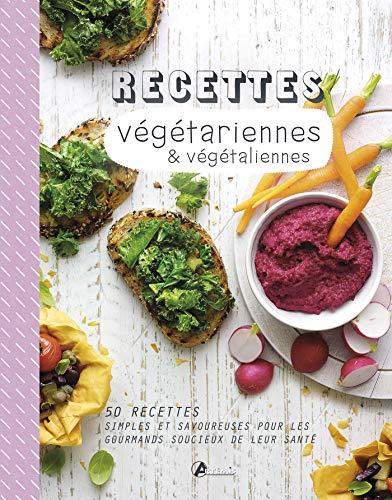 9782816010435: Recettes végétariennes et végétaliennes