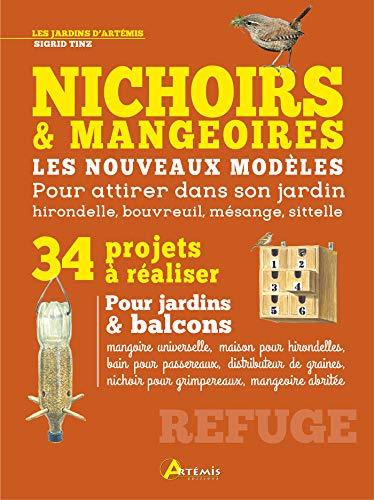 9782816013580: Nichoirs & Mangeoires, nouveaux modèles