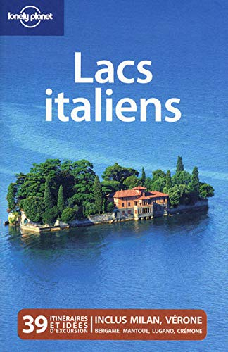 9782816101072: Lacs italiens (French Edition)