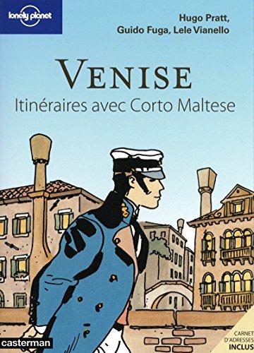 9782816101348: Venise Itinéraires avec Corto Maltèse
