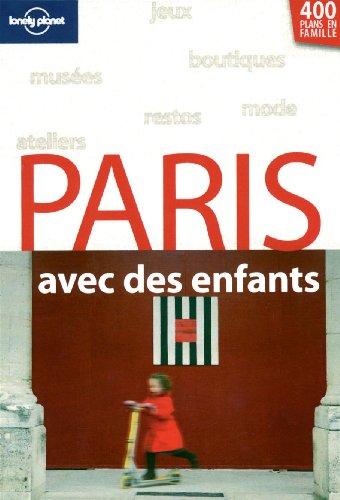 9782816109375: Paris avec des enfants