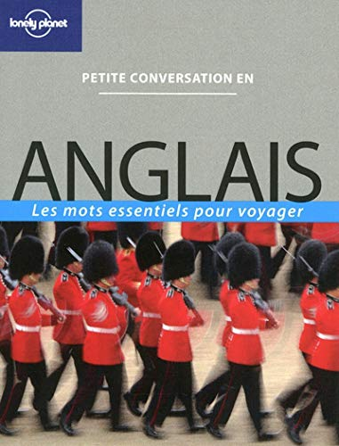 Petite Conv. En Anglais (Fast Talk Phrasebook) (French Edition) (2816120856) by Lonely Planet