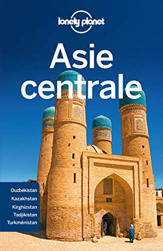 9782816142259: Asie Centrale - 4ed
