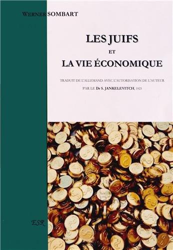 9782816201659: Les Juifs et la vie économique