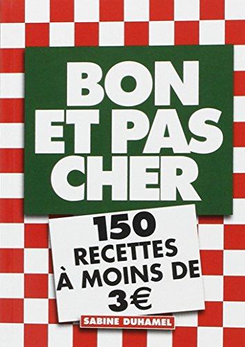 9782817600550: Bon et pas cher (French Edition)