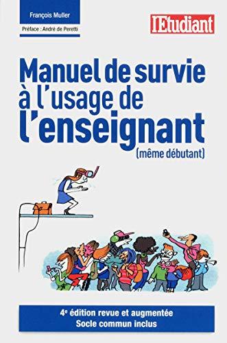 9782817601830: manuel de survie a l'usage de l'enseignant