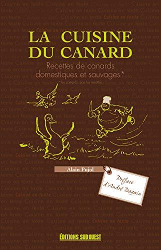 9782817702445: LA CUISINE DU CANARD