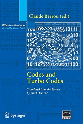 9782817800387: Codes and Turbo Codes (Collection Iris)