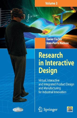 Research in Interactive Design (Vol. 3): Jean-Pierre Nadeau