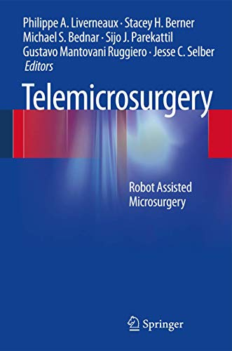 9782817803906: Telemicrosurgery: Robot Assisted Microsurgery