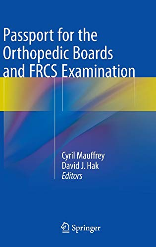 9782817804743: Passport for the Orthopedic Boards and FRCS Examination