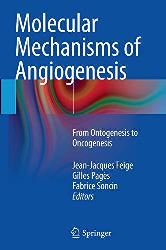 9782817805627: Molecular Mechanisms of Angiogenesis: From Ontogenesis to Oncogenesis
