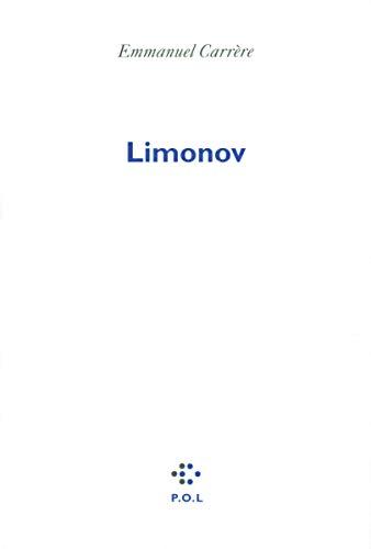 9782818014059: Limonov (French Edition)