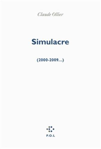 9782818014516: Simulacre: (2000-2009...)