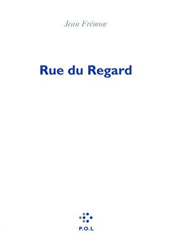 9782818016091: Rue du Regard